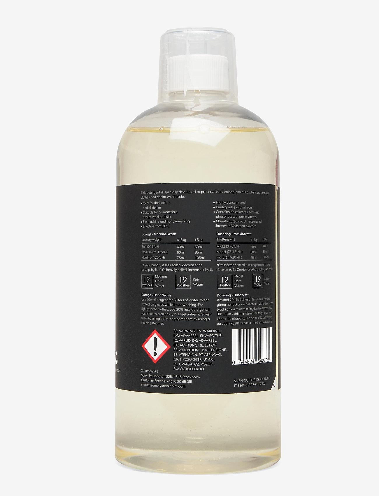 Steamery - Dark & Denim Laundry Detergent - accessoarer - white - 2