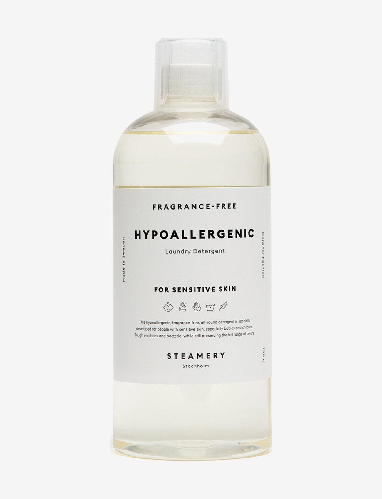 Steamery - Hypoallergenic Laundry Detergent - accessoires - white - 1
