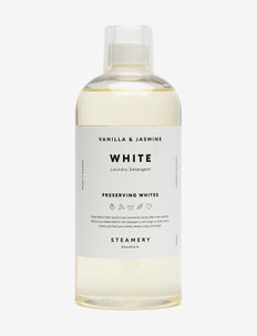 White Laundry Detergent - accessories - white