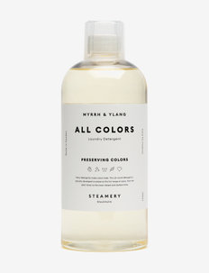 All Colors Laundry Detergent - accessoires - white