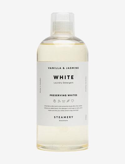 White Laundry Detergent - accessoarer - white