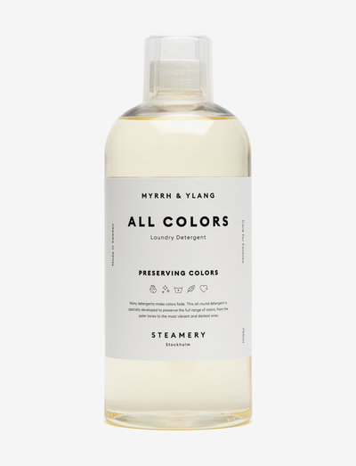 All Colors Laundry Detergent - accessoarer - white