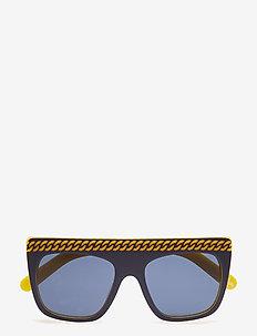 SK0002S - sunglasses - blue-blue-blue