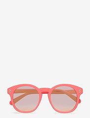 Stella McCartney Eyewear - SC0013S - ar apaļu rāmi - pink-pink-pink - 4