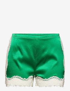 Kitty Catching Shorts - skinn shorts - fresh green