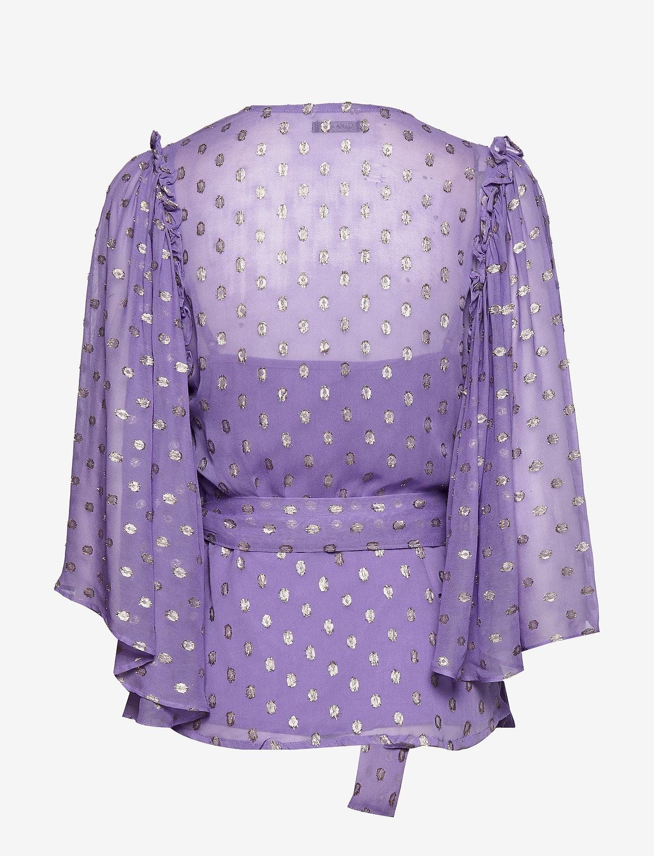 Bedste Autentiske Kvinder Tøj.Steffy Purple 779.40 Stella Nova bfCzZ4