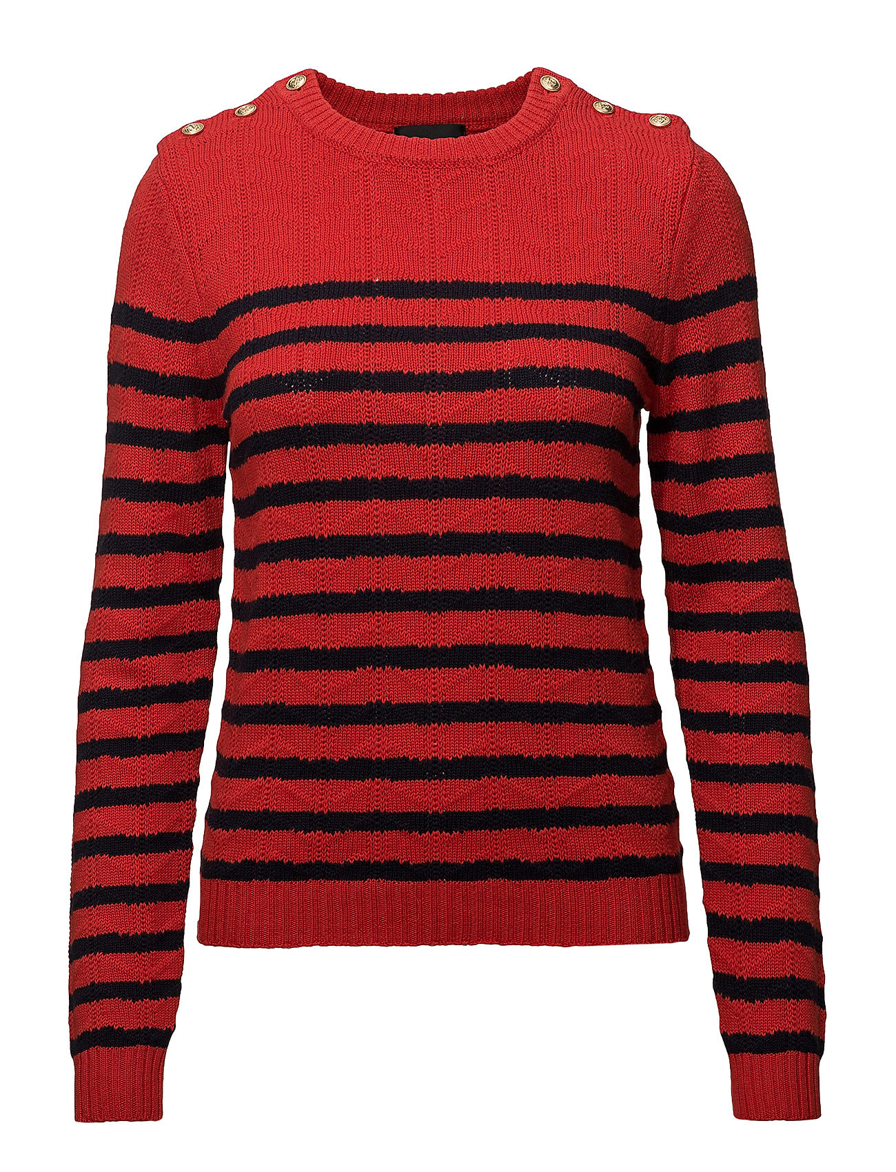 Stella Nova Cotton/Wool - RED/NAVY
