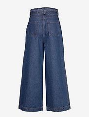 Stella Nova - Mino - broeken met wijde pijpen - blue jeans blue - 1