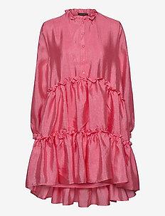 Halia - skjortekjoler - rosebud pink