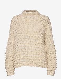 Kira - pullover - creme