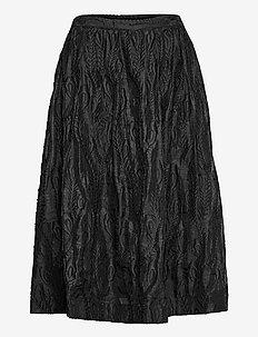 Phine - midi - black