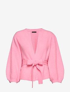 Holly - vesten - neon pink