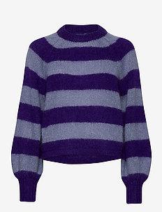 Laki - gensere - eccentric purple