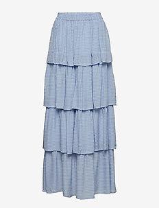 Randi - spódnice długie - lovely blue