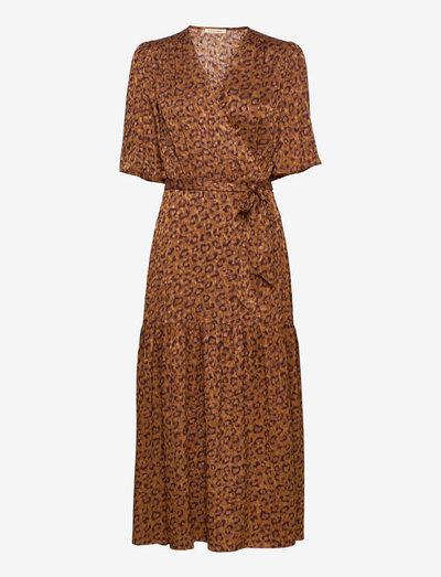 Tyra - everyday dresses - leopard