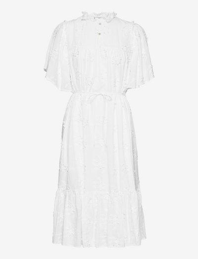 Pen - everyday dresses - white