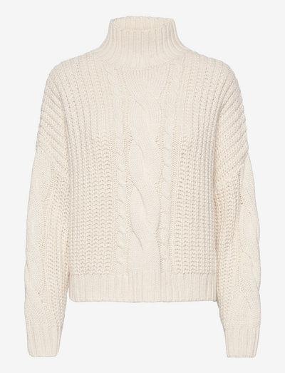 Kira - sweaters - creme
