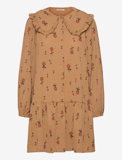 Sassi May - everyday dresses - cinnamon cherries