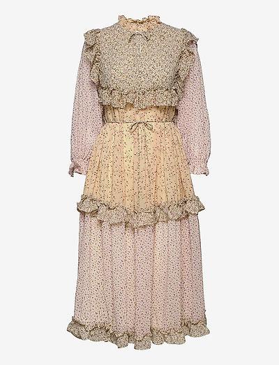 Barbara - everyday dresses - flower mix