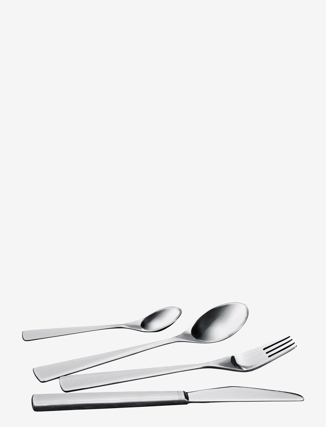 Stelton - Maya 2000 cutlery set, 24 pcs- box - bestikksett - steel - 1