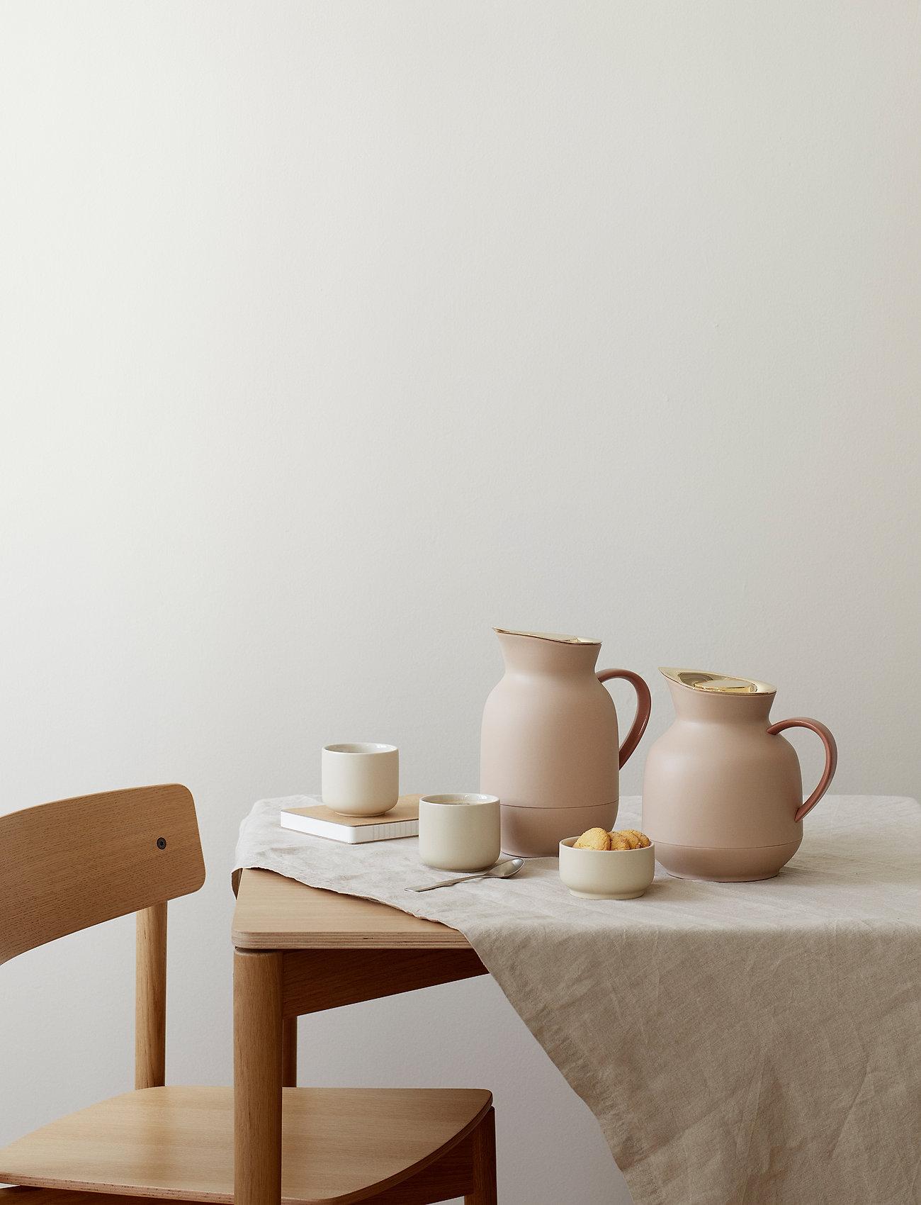 Stelton - Amphora vacuum jug - coffee 1 l. - soft peach - 1