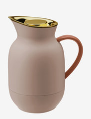 Stelton - Amphora vacuum jug - coffee 1 l. - soft peach - 0