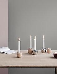 Stelton - Ora bowl - tarjoilukulhot - warm maroon / powder - 2