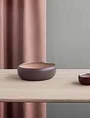 Stelton - Ora bowl - tarjoilukulhot - dark powder / powder - 2