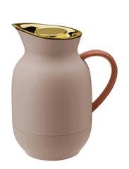 Amphora vacuum jug - coffee 1 l. - SOFT PEACH