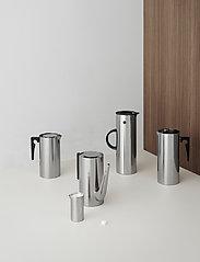 Stelton - EM77 vacuum jug, 1 l. - kannut & karahvit - steel - 1