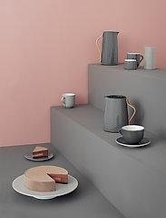 Stelton - Emma vacuum jug, tea - 1 l. - kannut & karahvit - grey - 0