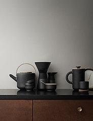 Stelton - Theo teapot - 1.25 l. - teepannut - black - 2