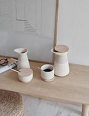 Stelton - Theo sugar bowl, 0.1 l. - sokerikulhot - sand - 1