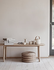 Stelton - Theo sugar bowl, 0.1 l. - sokerikulhot - sand - 2