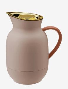 Amphora vacuum jug - coffee 1 l. - vannkarafler - soft peach