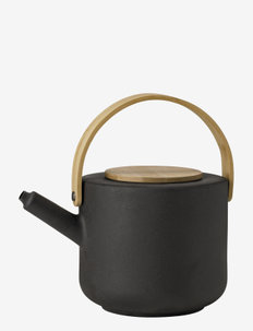 Theo teapot - 1.25 l. - teepannut - black