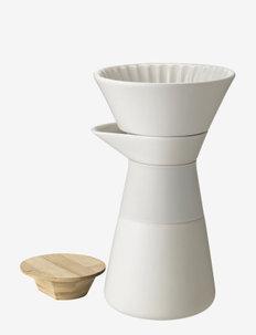 Theo coffee maker, 0.6 l. - sand - tee- ja kahvinkeittimet - sand