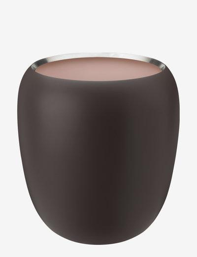 Ora vase - maljakot - dark powder/powder