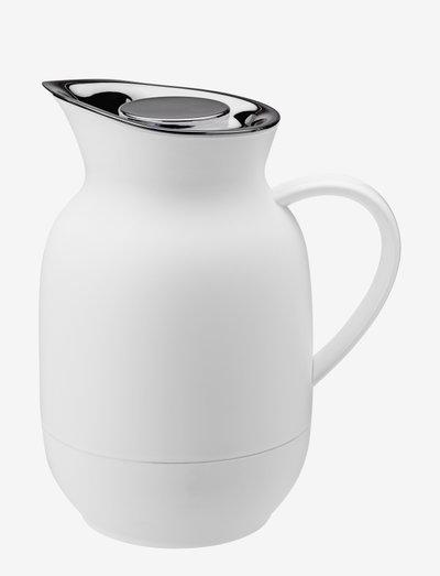 Amphora vacuum jug - coffee 1 l. - vesikannut ja -karahvit - soft white