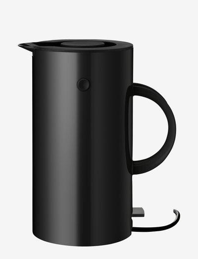 EM77 electric kettle, 1.5 l. - EU - keittiökoneet - black