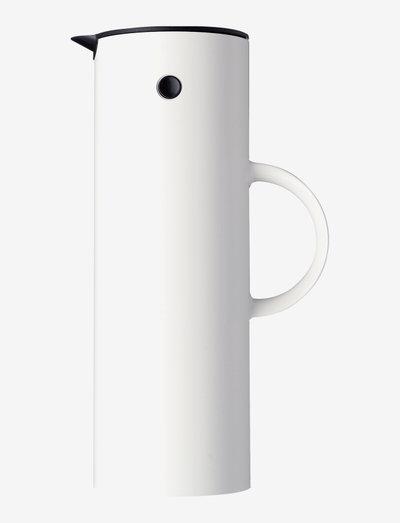 EM77 vacuum jug, 1 l. - osta hinnan perusteella - white