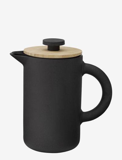 Theo French press - 0.8 l. - kahvinkeittimet - black