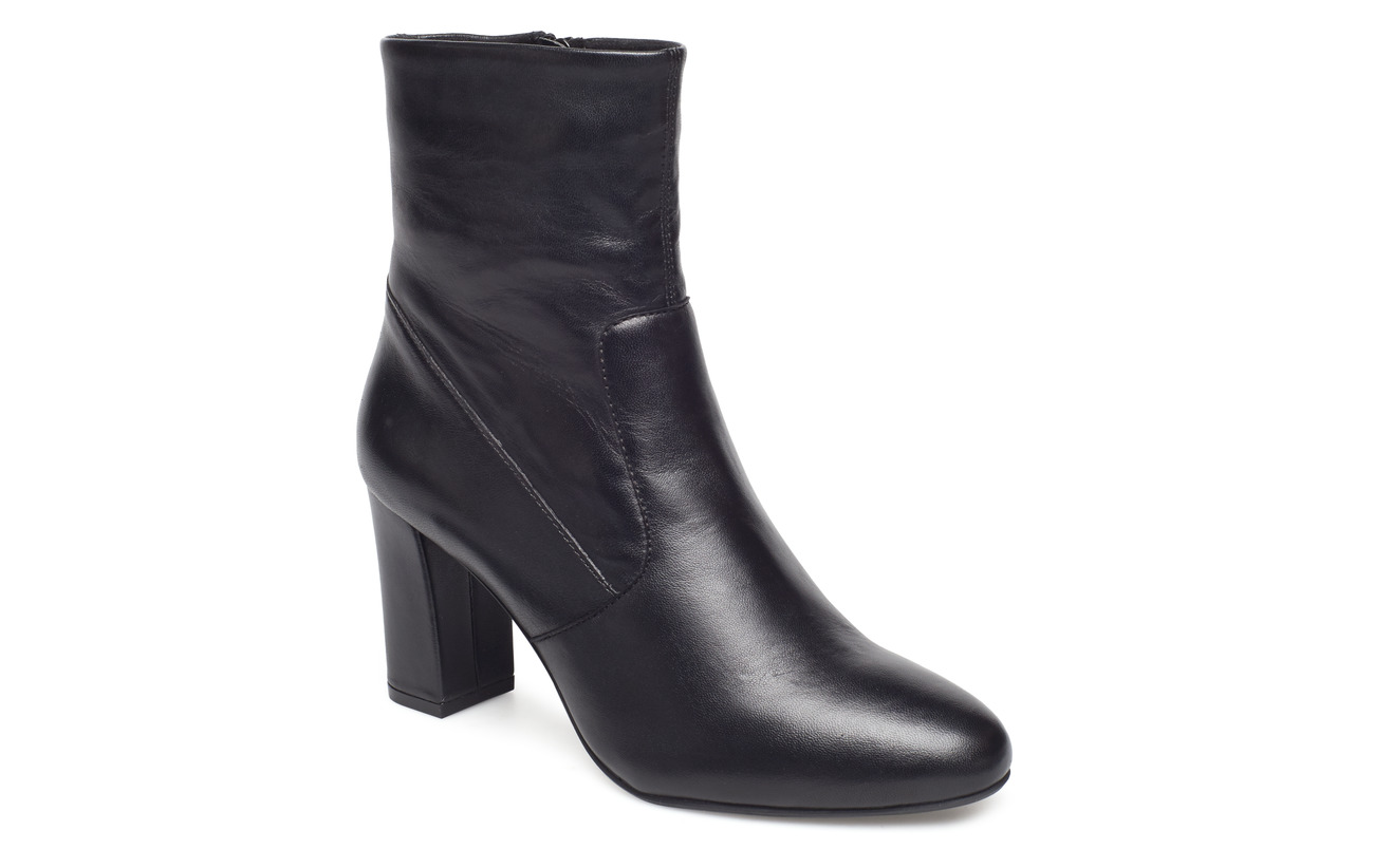 8735a0e2cf6 Avenue Ankleboot (Black Leather) (71.39 €) - Steve Madden -