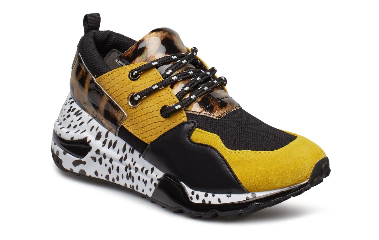Cliff Sneakeryellow MultiSteve Madden Cliff Sneakeryellow b7gf6y