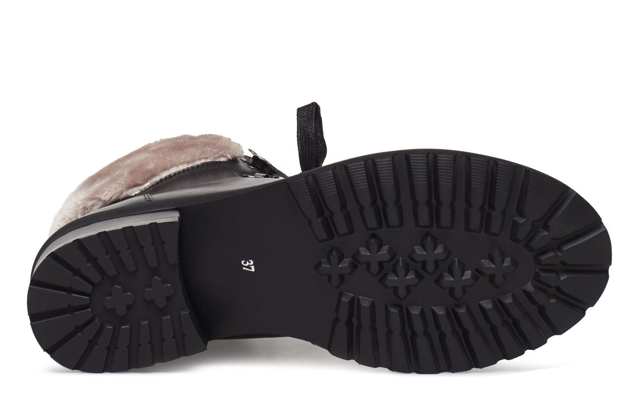 Black Steve Ankle Semelle Synthetic Doublure Leather Intercalaire Extérieure Empeigne Intérieure Boot Made Madden Man Supérieure Cuir Tree qCrIrw