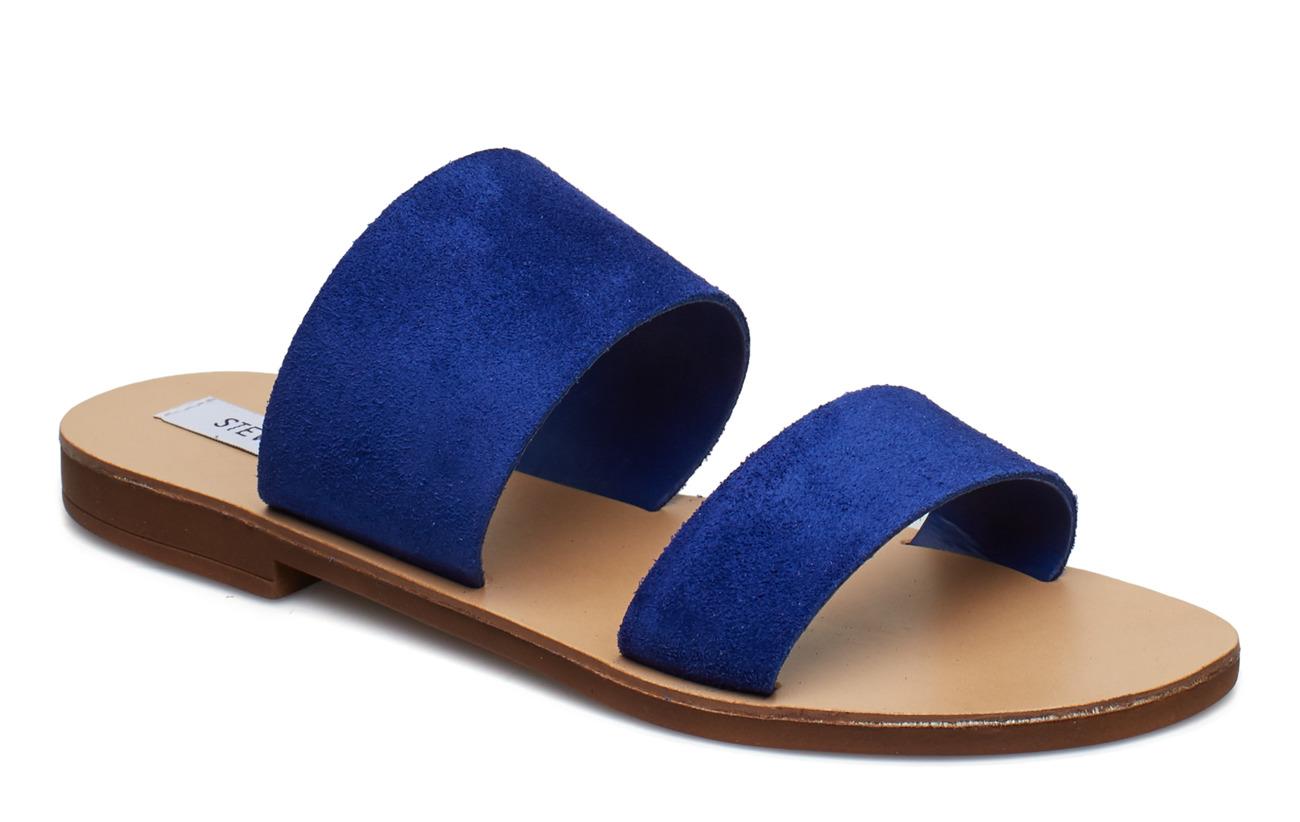 Steve Madden Native Sandal (no size 42) - BLUE SUEDE