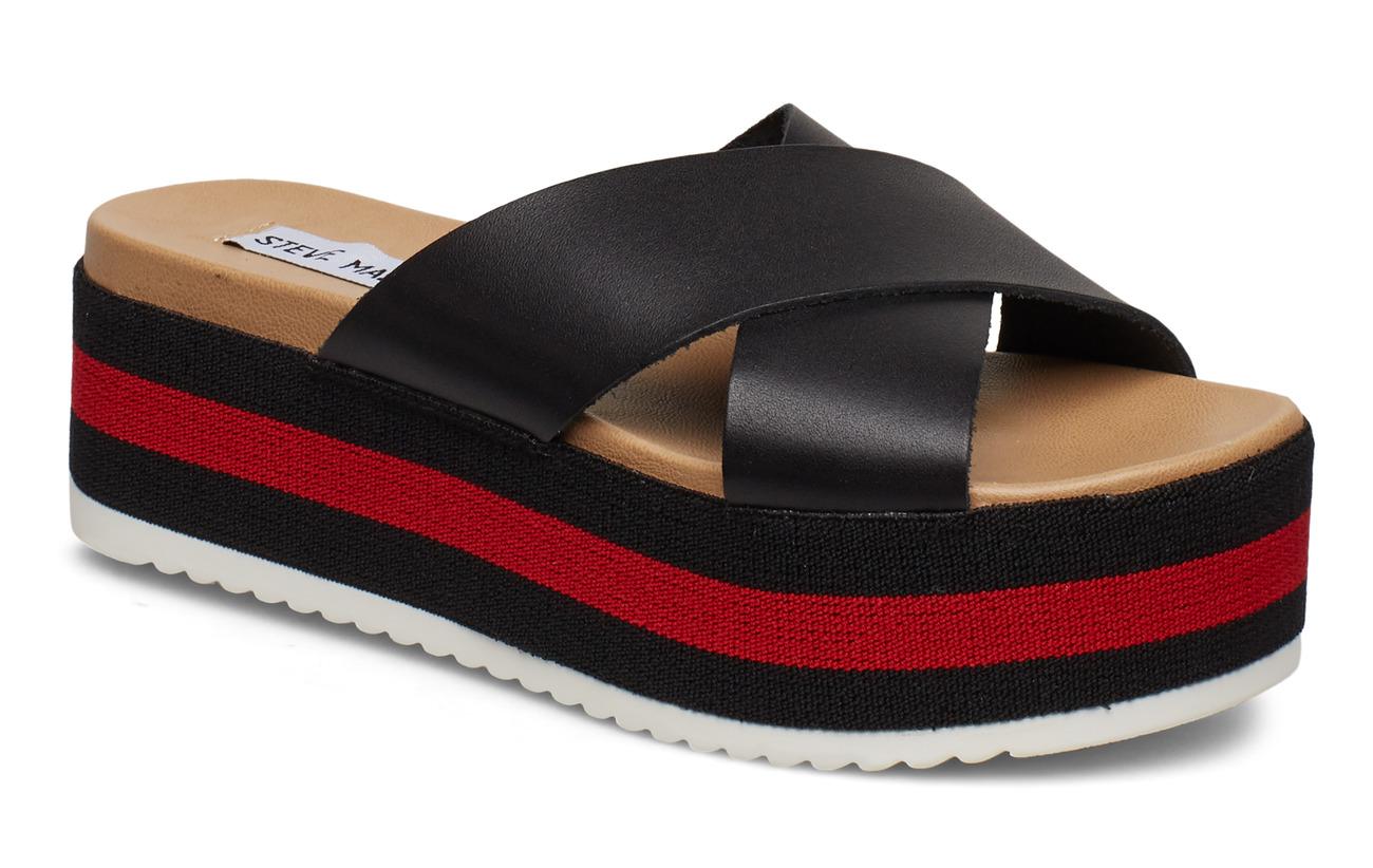 Steve Madden Asher Sandal - BLACK MULTI