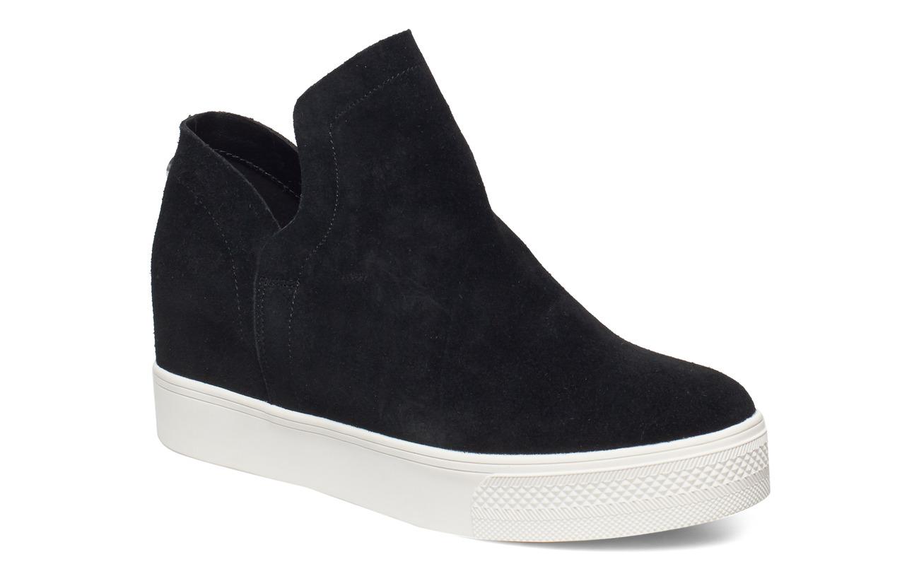 Steve Madden Wrangle Sneaker - BLACK SUEDE