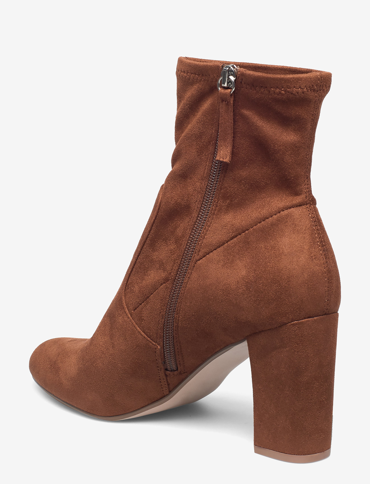 Avenue Ankle Boot (Brown) - Steve Madden