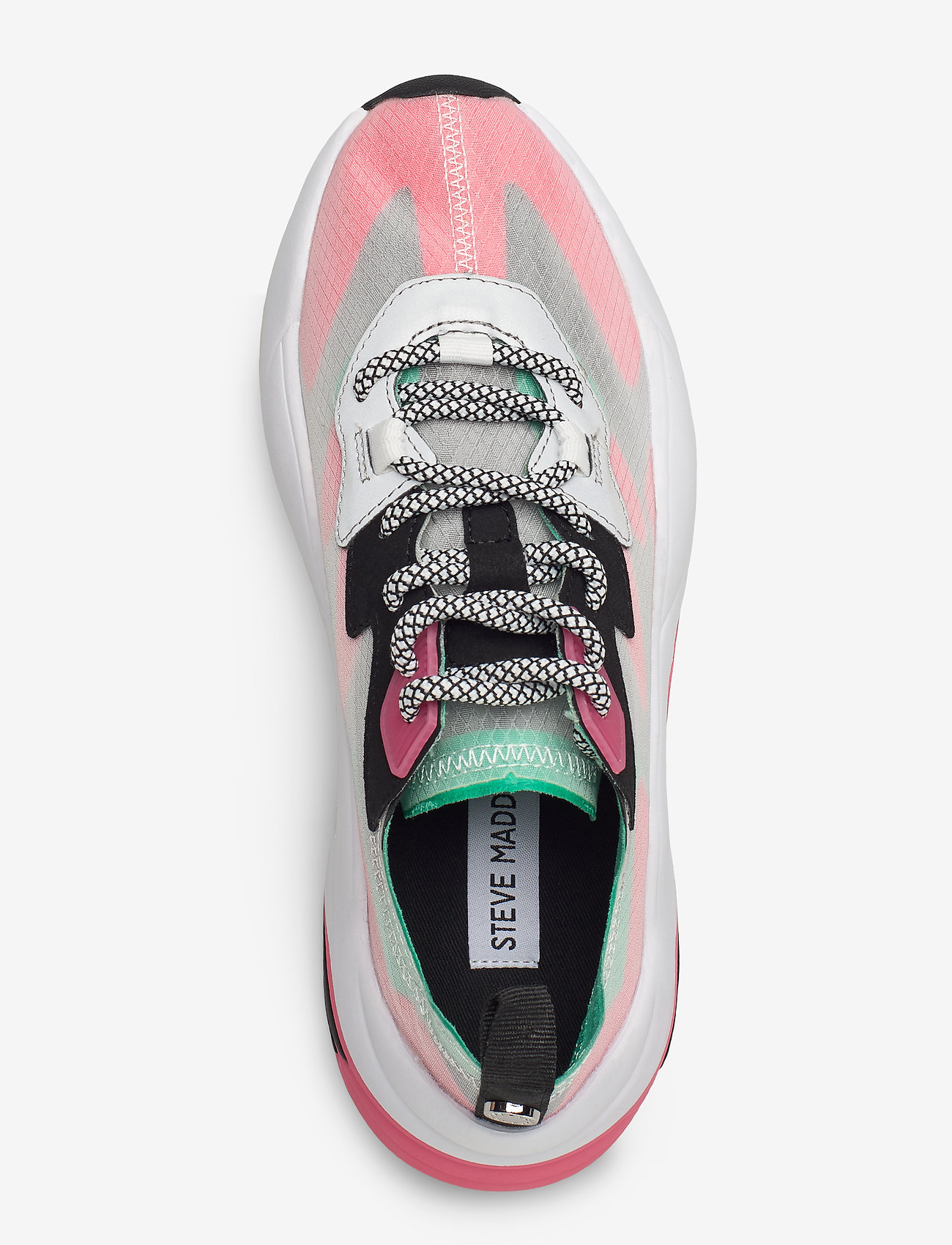 Charged Sneaker (Red Multi) - Steve Madden